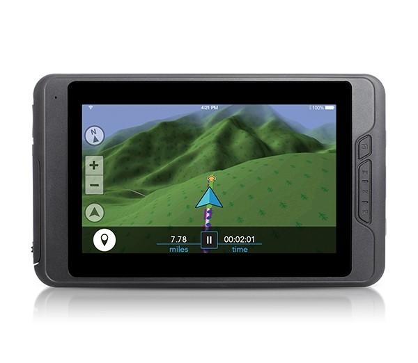Magellan TRX7 CS Dual Mount Trail and Street GPS Navigator - Off