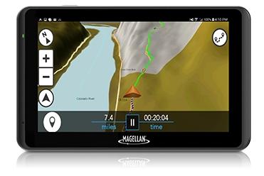 Magellan Off-Road Navigation FAQ | Off-Road GPS Navigation Devices